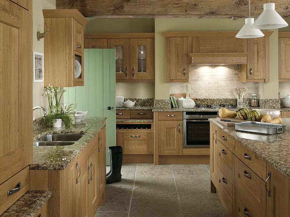 Nature Kitchens second nature VTHLIUB