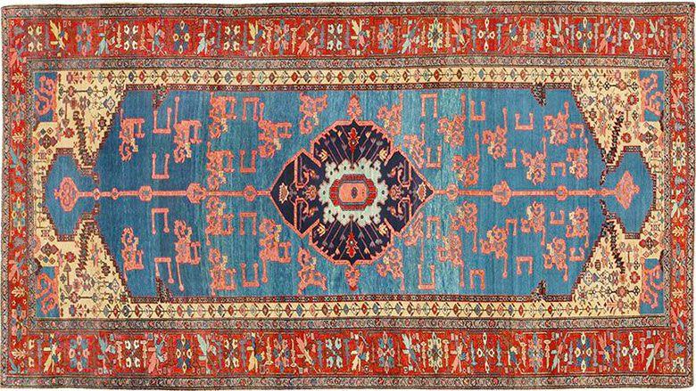 Oriental rugs antique bakshaish persian oriental rug VJULJTN