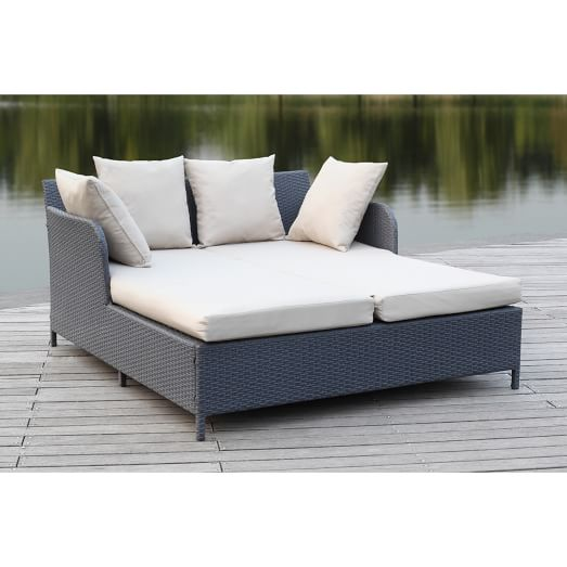 Outdoor Daybed rattan outdoor daybed AGJONKY