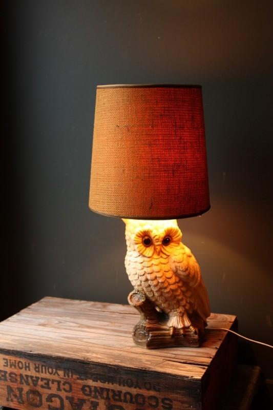 Owl Lamp owl lamp SCRCRJM