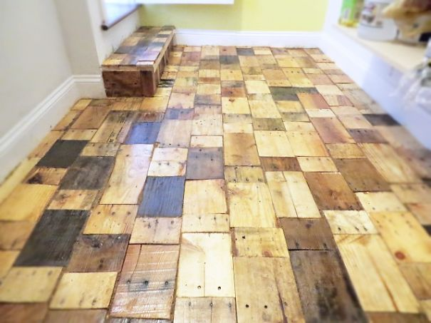 Refinishing your own wood floor