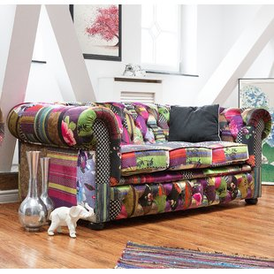 Patchwork Sofa 0% apr financing LQRBBGM