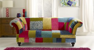 Patchwork Sofa diy patchwork sofa HYBXLGM