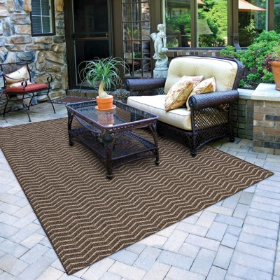 Patio rugs aster rectangular patio rug - grey/silver : target SLVOLGS