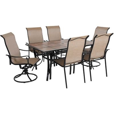 Patio Sets picture of tivoli 7 piece patio set EXSDJUM