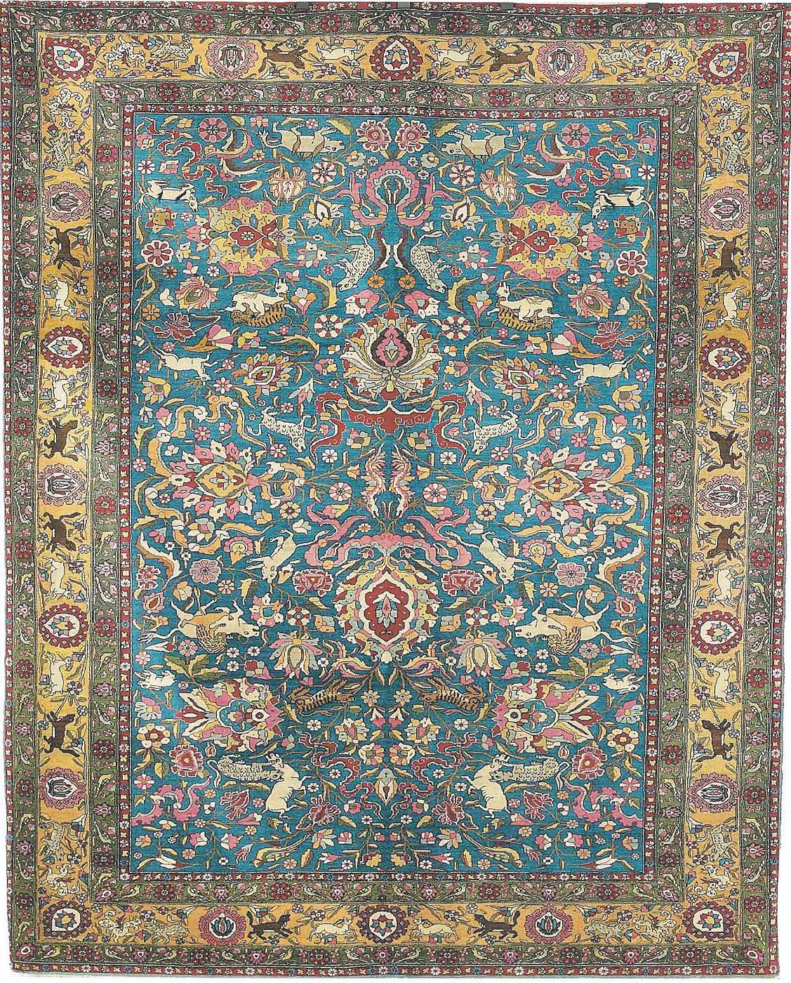 persian rugs tehran rugs is very hard to find and it is very expensive MCEYMNV