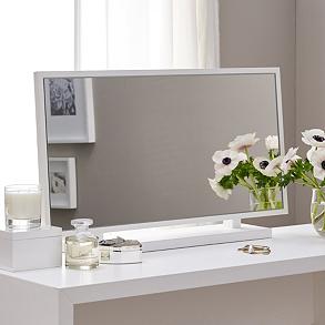 pimlico dressing table mirror QSYOQBG
