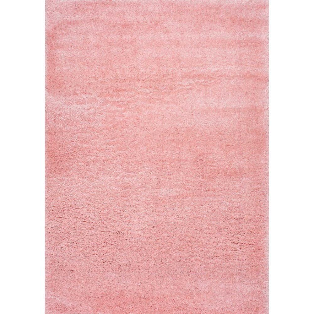 pink rug nuloom gynel cloudy shag baby pink 8 ft. x 10 ft. area rug DZTDLGD