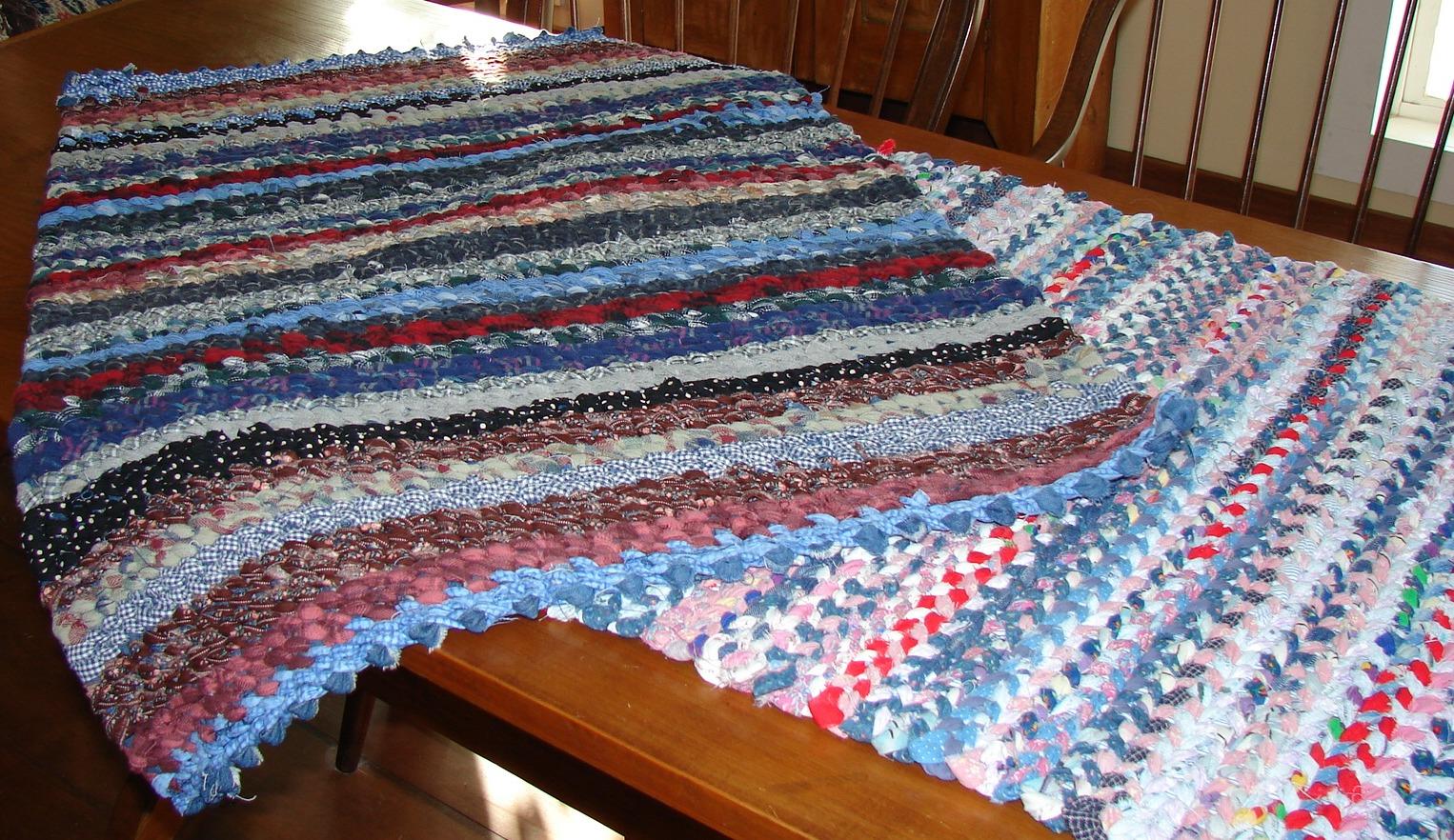 rag rugs: a delta folk art YJHWFGR