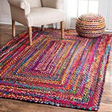 rag rugs rag rug instructions (no-sewing!)--little house in the suburbs KKKQTMG