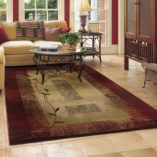 red rugs for living room matilda dark red/beige area rug IRXFYIL