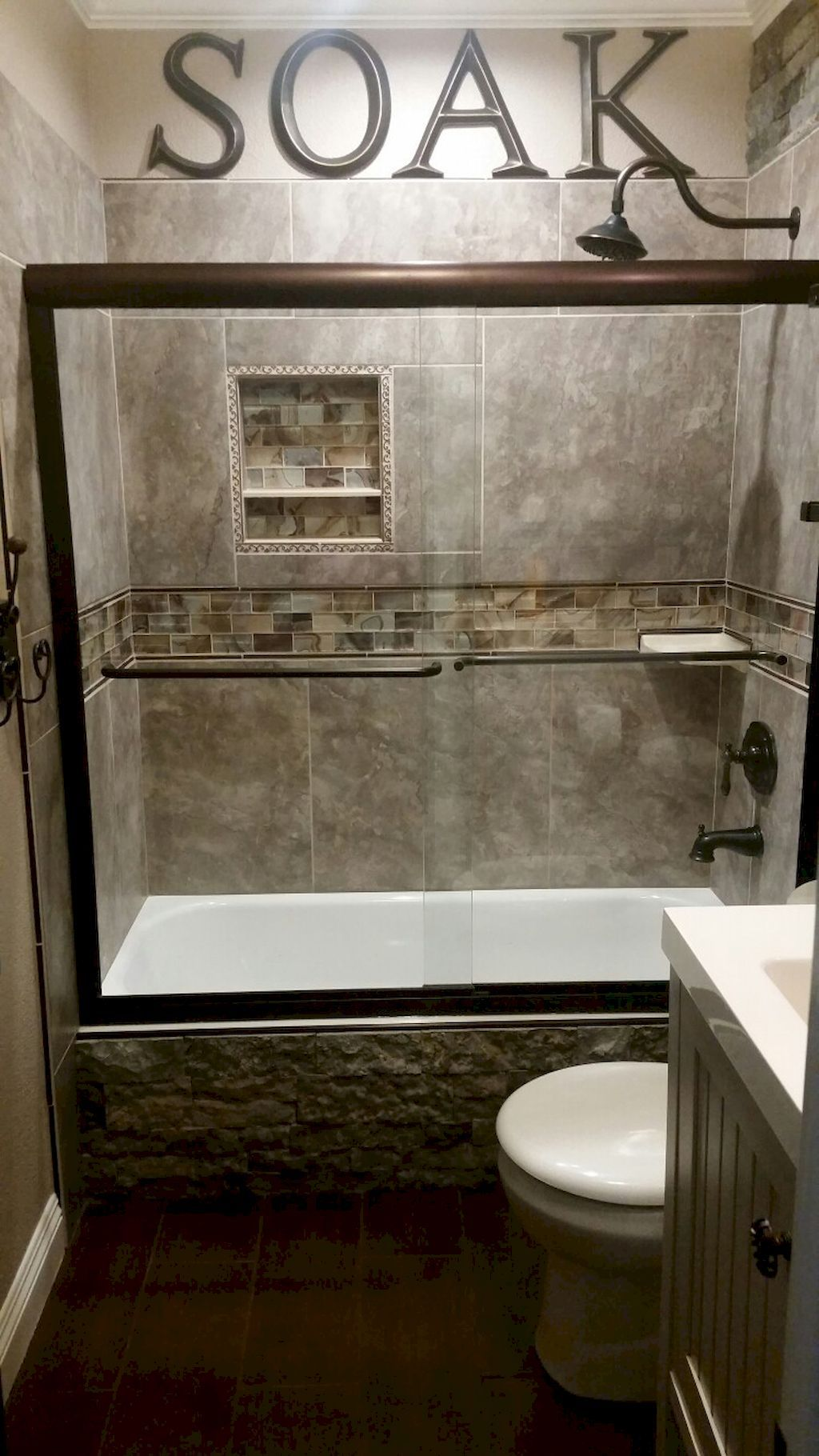 remodeled bathrooms gorgeous 55 cool small master bathroom remodel ideas  https://homeastern.com/2017/06/23/55-cool-small-master-bathroom-remodel -ideas/ BWAPYJK