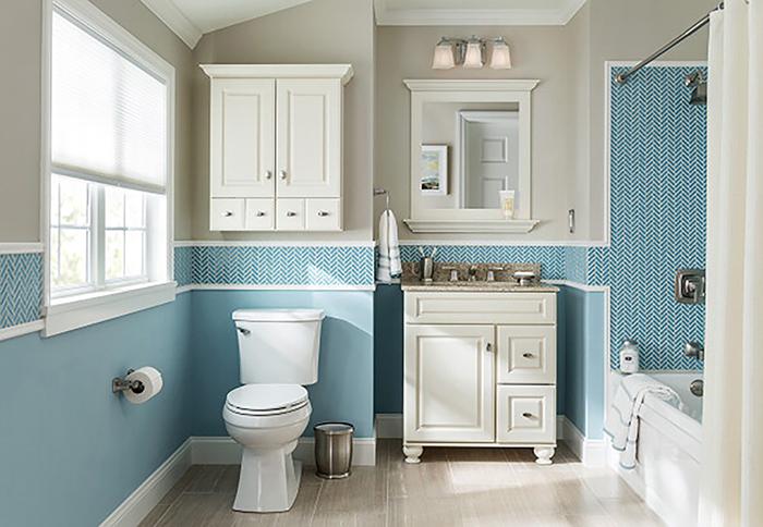 remodeled bathrooms stylish surround QOVYHFZ