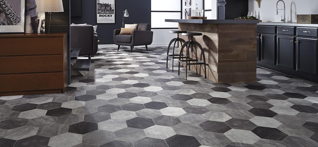 resilient flooring HHXPUCJ