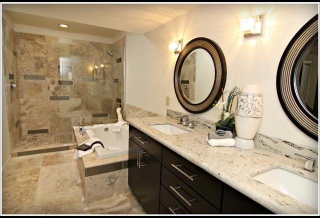 retro pro remodeled bathrooms traditional-bathroom VKHVJIL