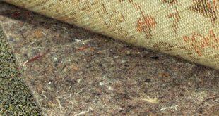 rug pad for carpet no-muv WIHXELN