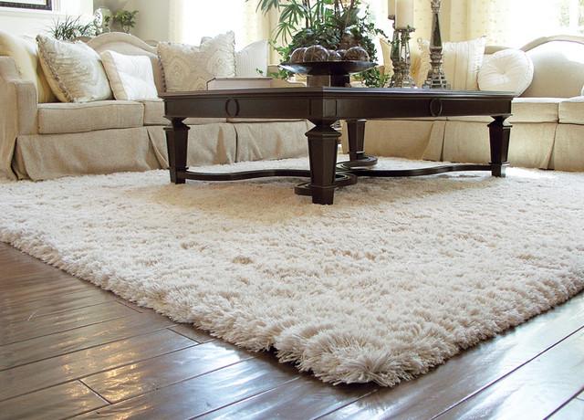 rugs for living room auroroa borealis shag rug traditional-living-room OTVDZVU