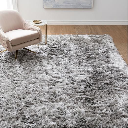 shag rugs glam shag rug BNFGETD