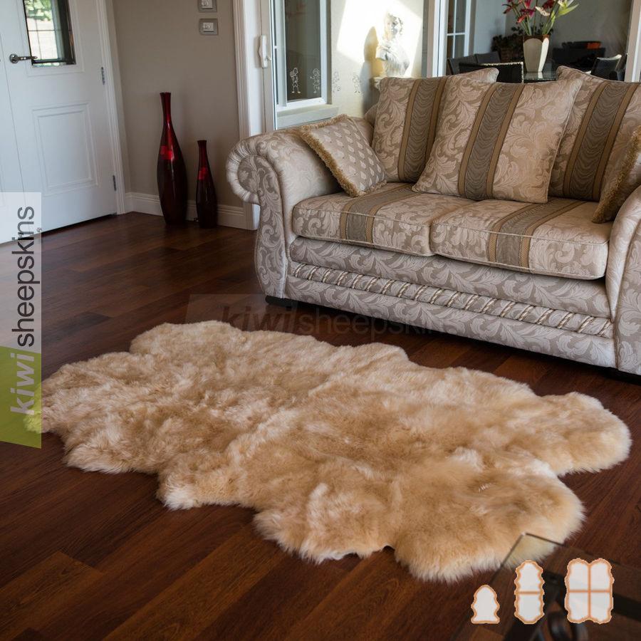 Sheepkin rugs classic medium spring lamb sheepskin rugs TTTWJYD