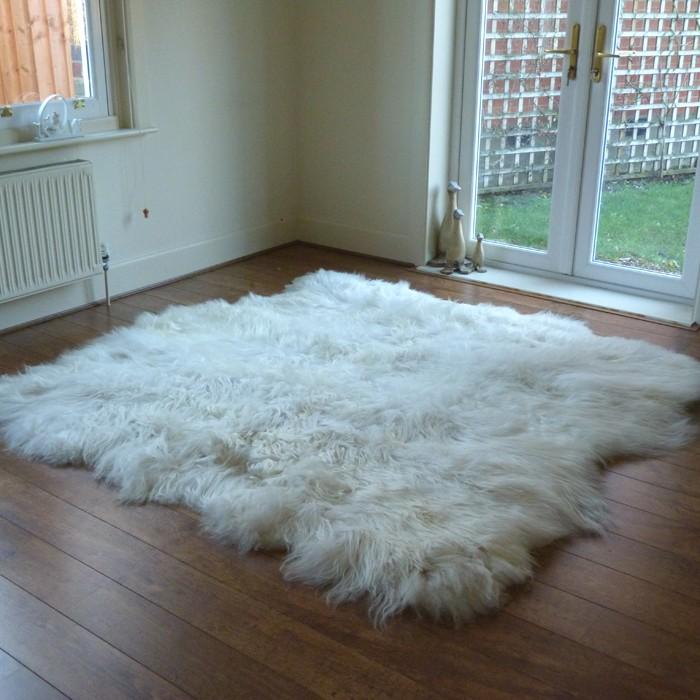 Sheepkin rugs icelandic sheepskin rug natural sexto xl TCLWDJB