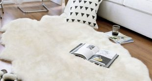Sheepkin rugs larger photo email a friend GFFYYKC