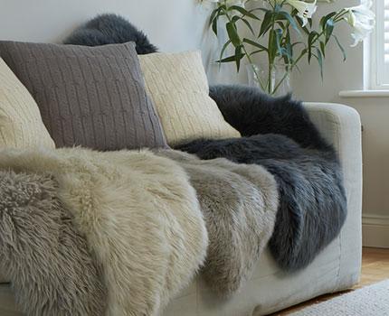 Sheepkin rugs sheepskin rugs AOJJRVI