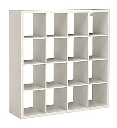 shelving units ikea kallax multi purpose shelving unit , bookcase , display case , white EKTJRUP