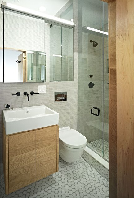 small bathroom design 27 small and functional bathroom design ideas TFQKSQS