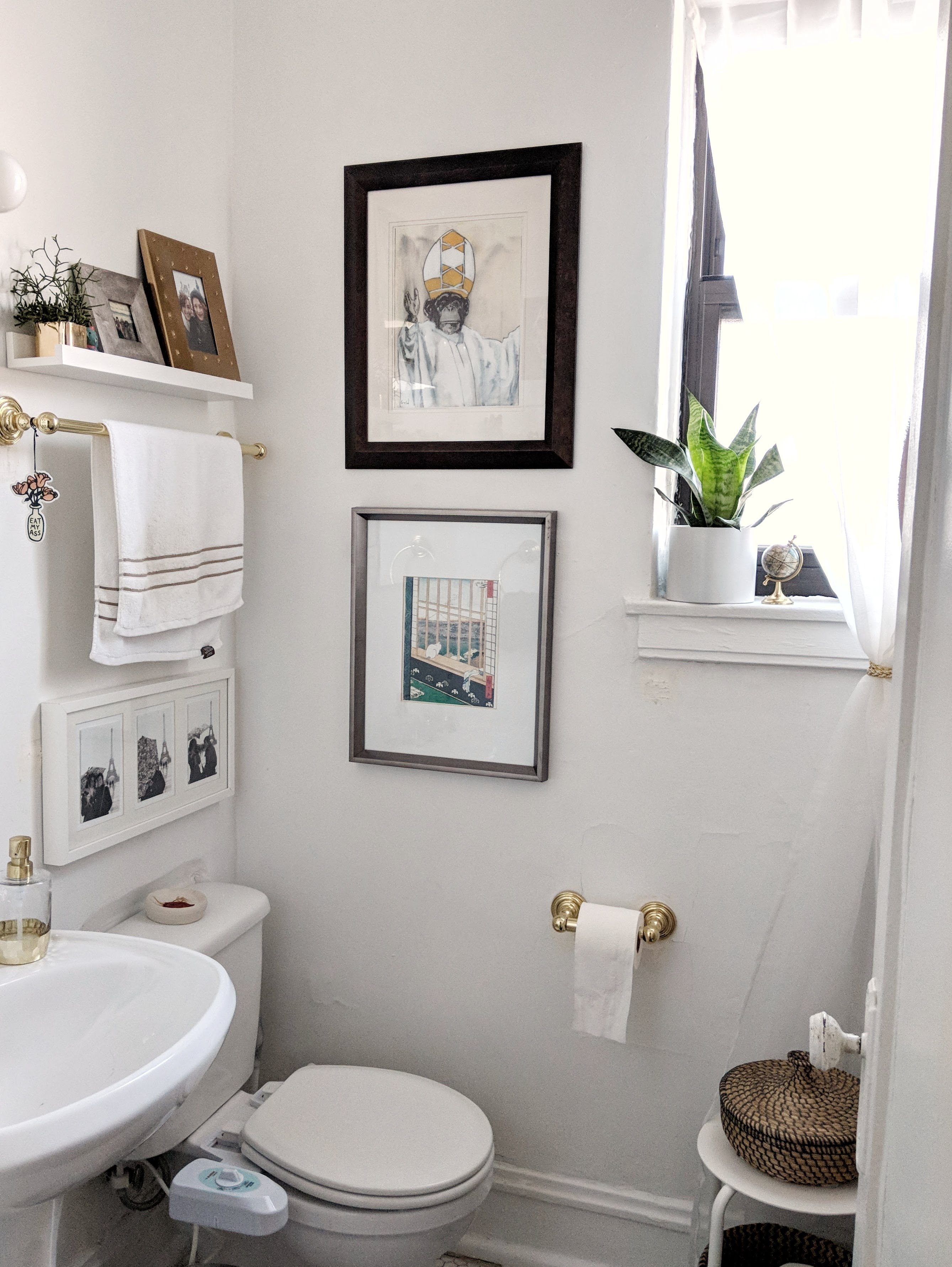 small bathroom design two studios, two cities, same stuff: a chicagoan comes home GKWYGCA