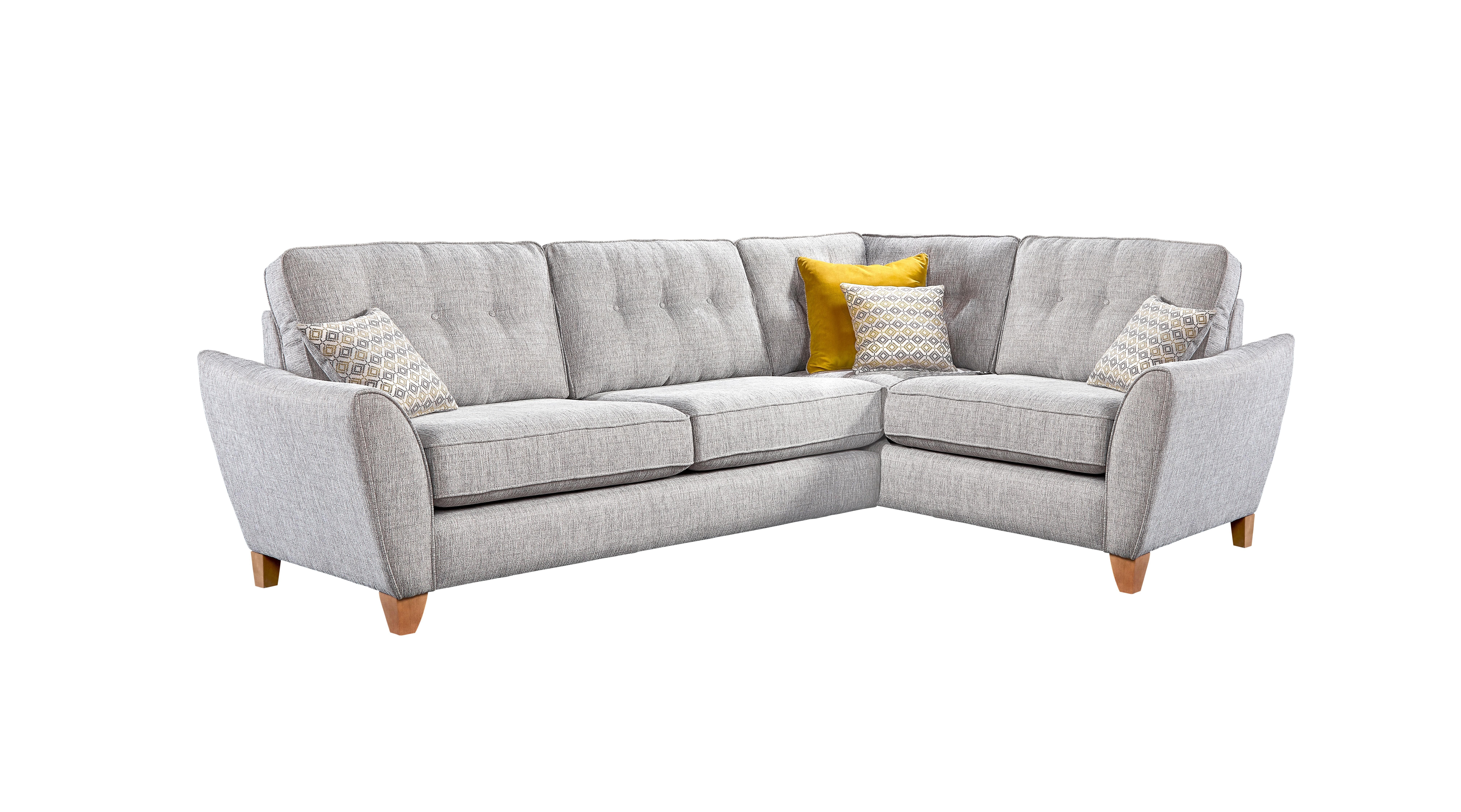 Small Corner Sofa felicity small corner sofa - 2 seater lhf arm UCYORRB