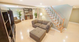 smart choices for basement flooring TQSFQWK