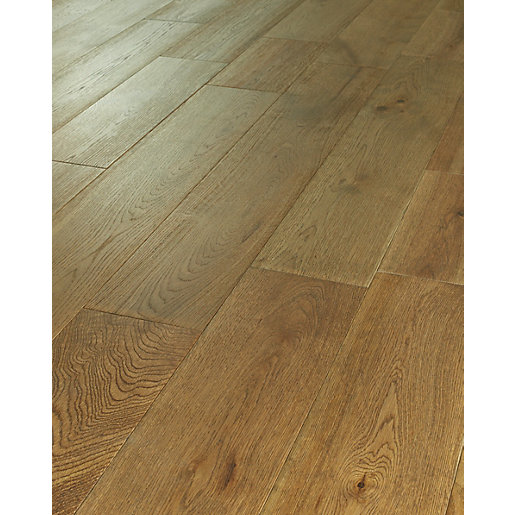 solid oak flooring wickes dusky oak solid wood flooring | wickes.co.uk AVSSOPZ
