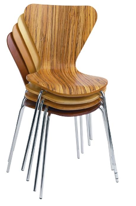 Stacking Chairs bent wood metal stacking chair DIZHREU