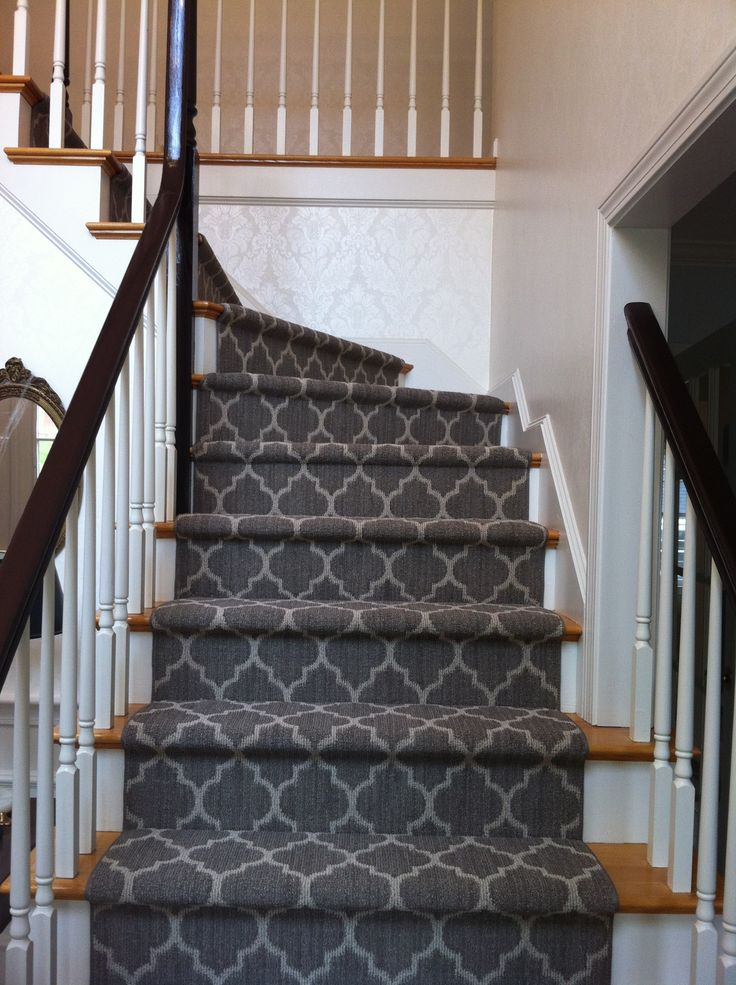 stair carpet runner pattern RAMPJLU