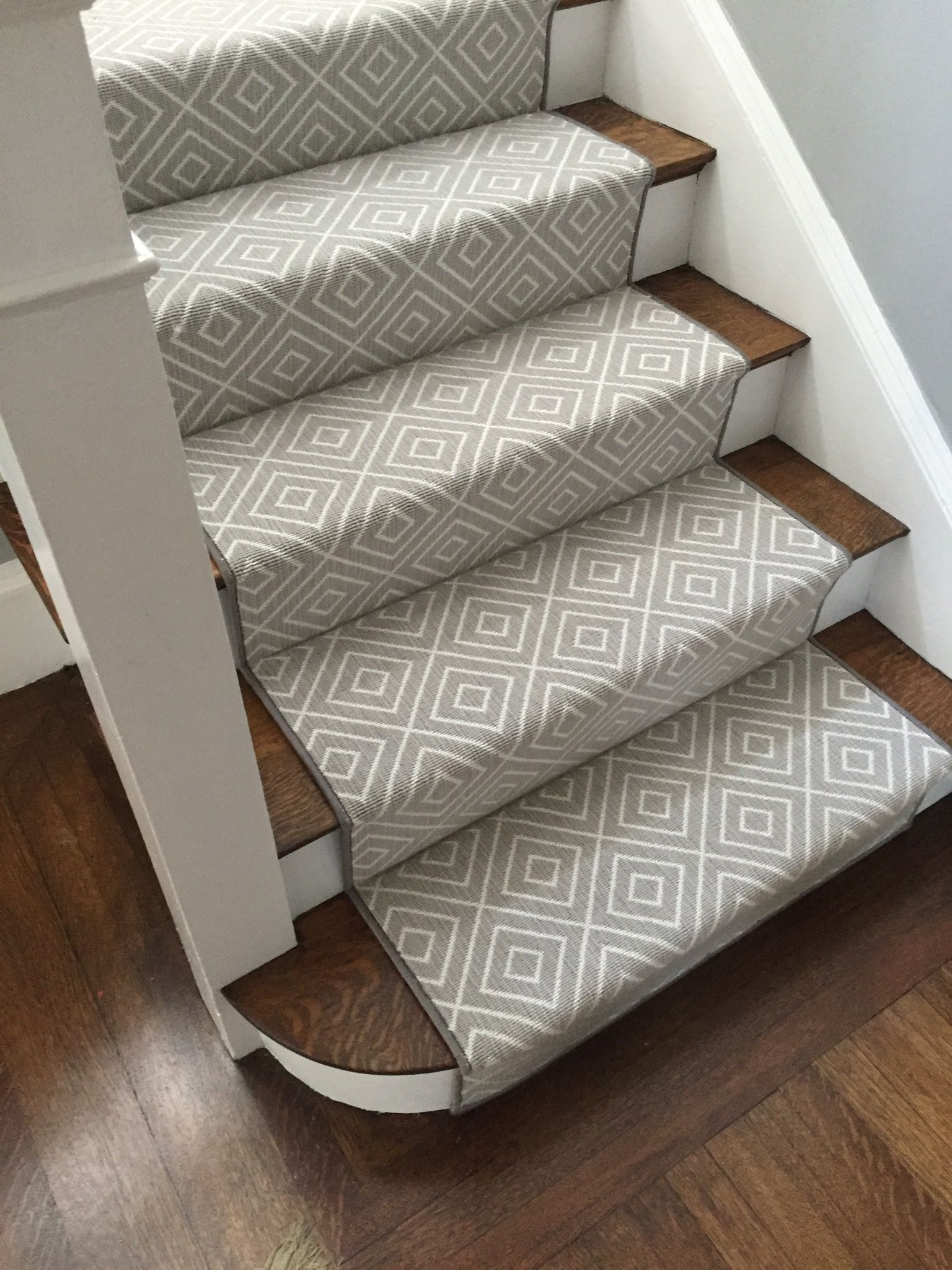 How to improve on your stair carpet