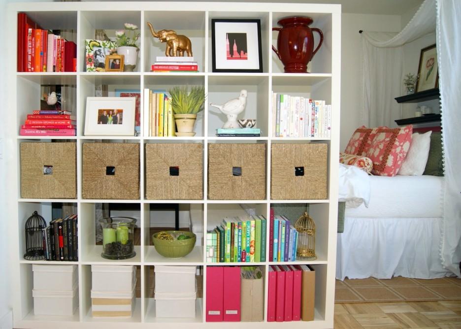 Storage Solutions for Bedroom ... smart storage solutions for small bedrooms : bedroom remodeling idea  using KOLGMUU