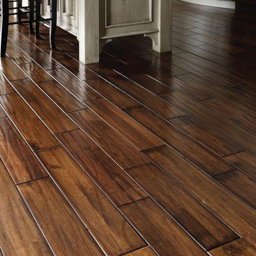 Why should one opt for wooden flooring?