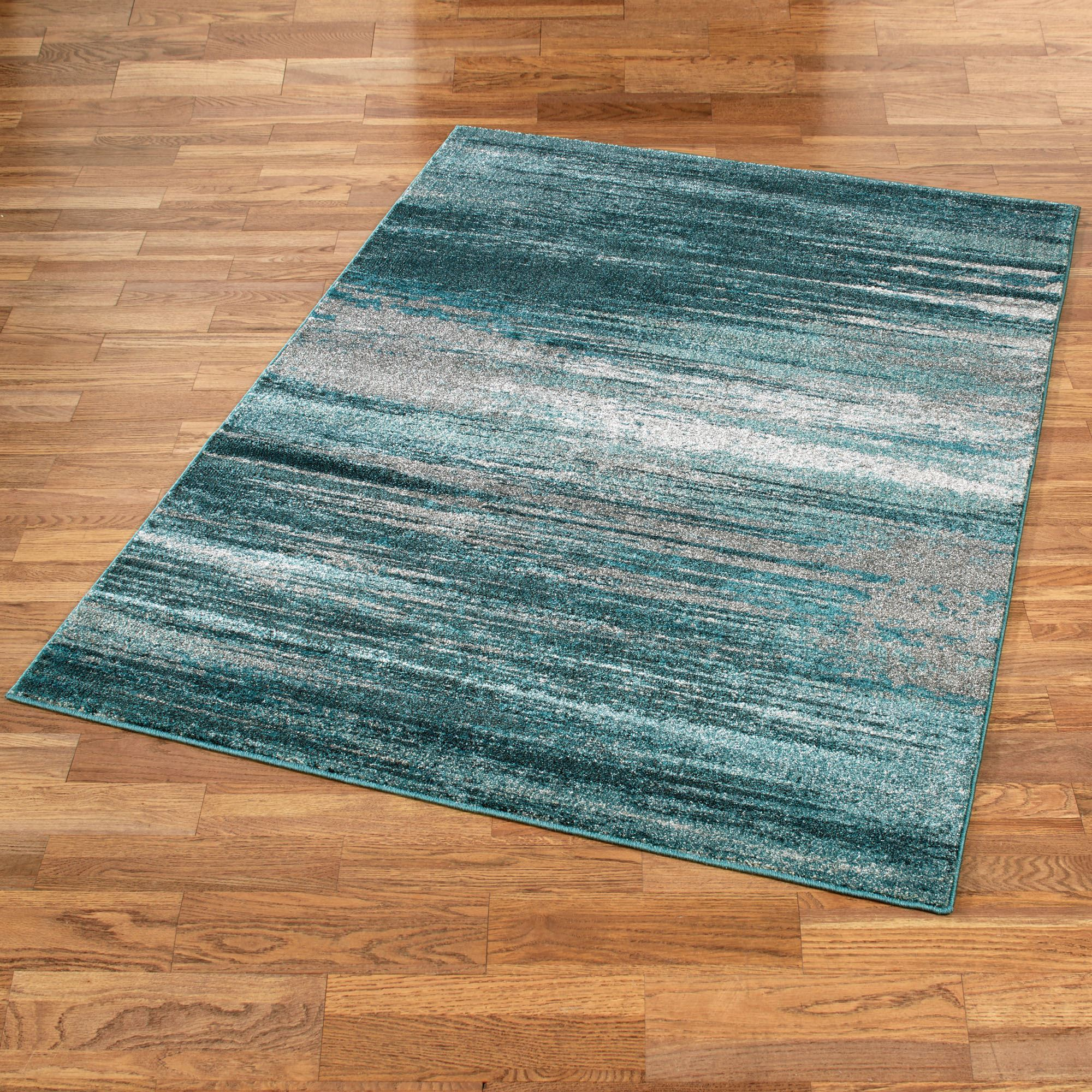 teal area rug stormy skies rectangle rug teal LRNJIAX
