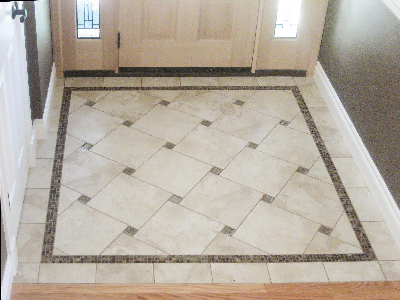 tile floor patterns entry floor tile ideas | entry floor photos gallery - seattle tile AUDPWGK