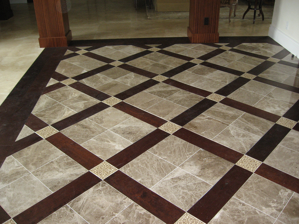 tile floor patterns great tile flooring ideas LEULDRQ