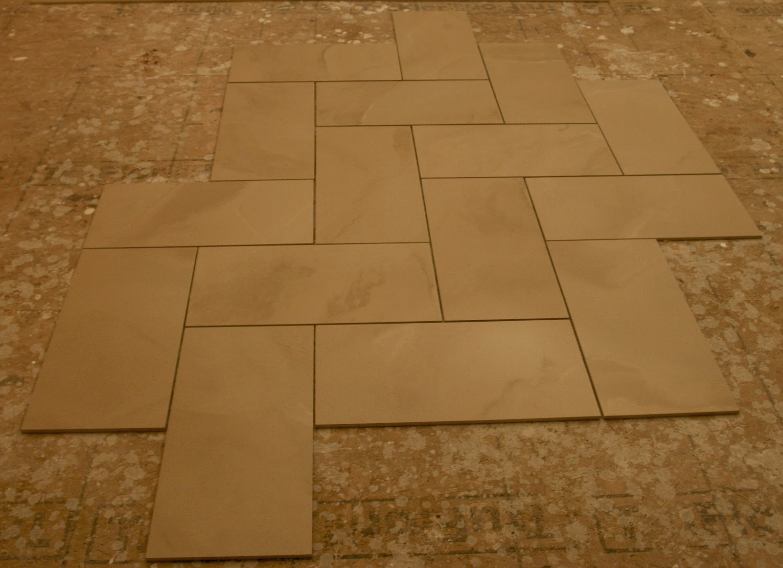 tile floor patterns our adventures in nottafarm forest floor pattern options 12x24 floor tile  patterns MASYWJZ
