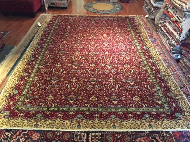 Considering turkish rugs