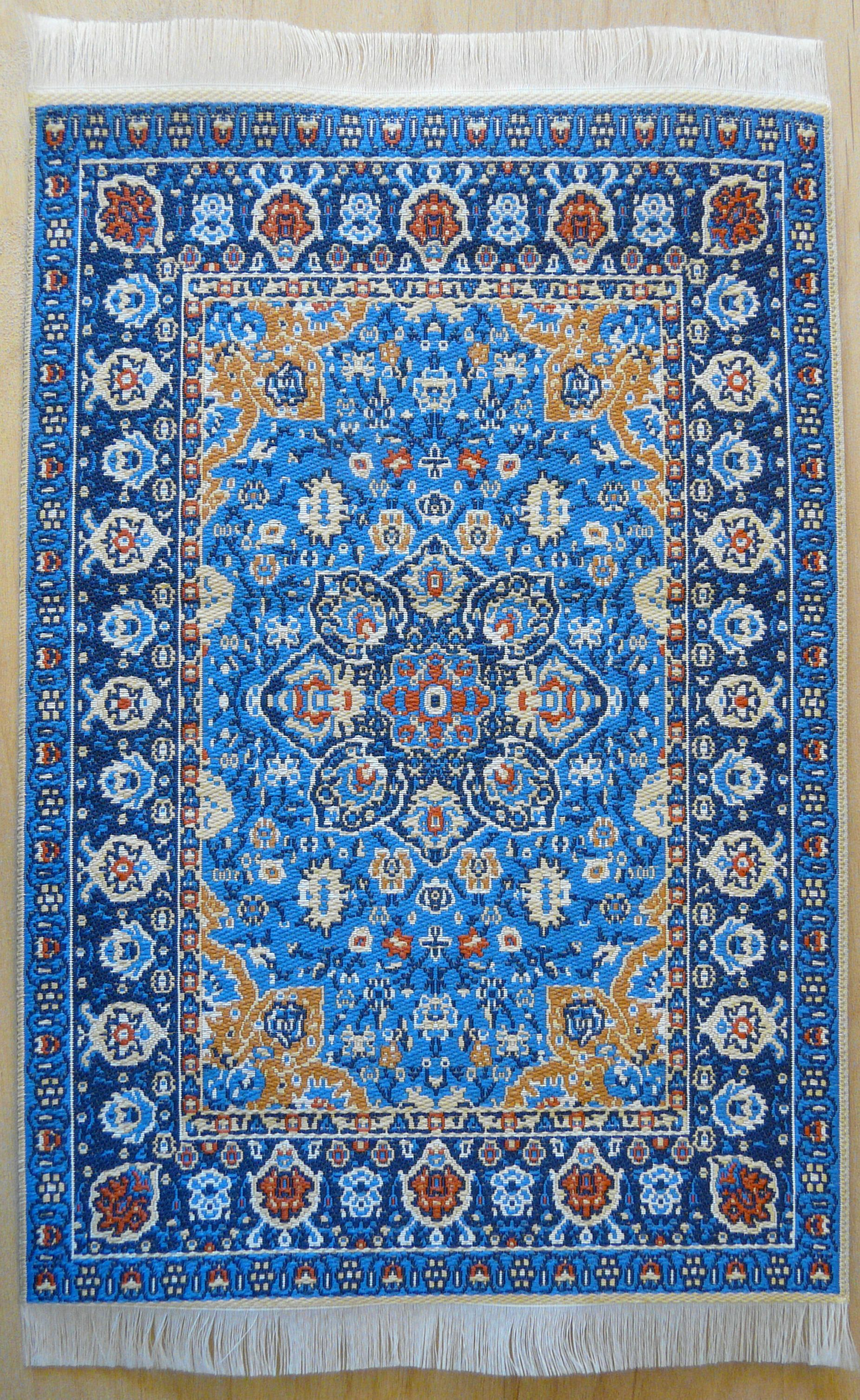 turkish rugs blue turkish rug w/persian influence in design WYOGDFD
