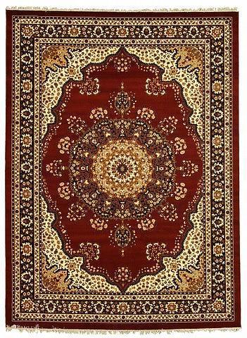 turkish rugs red 8u0027 x 9u0027 10 turkish rug | area rugs | esalerugs WCJEHDB