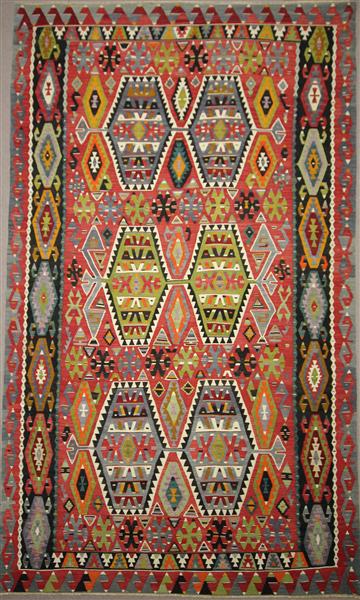 turkish rugs vintage large turkish kilim rugs london uk r7859 IFSOHVB