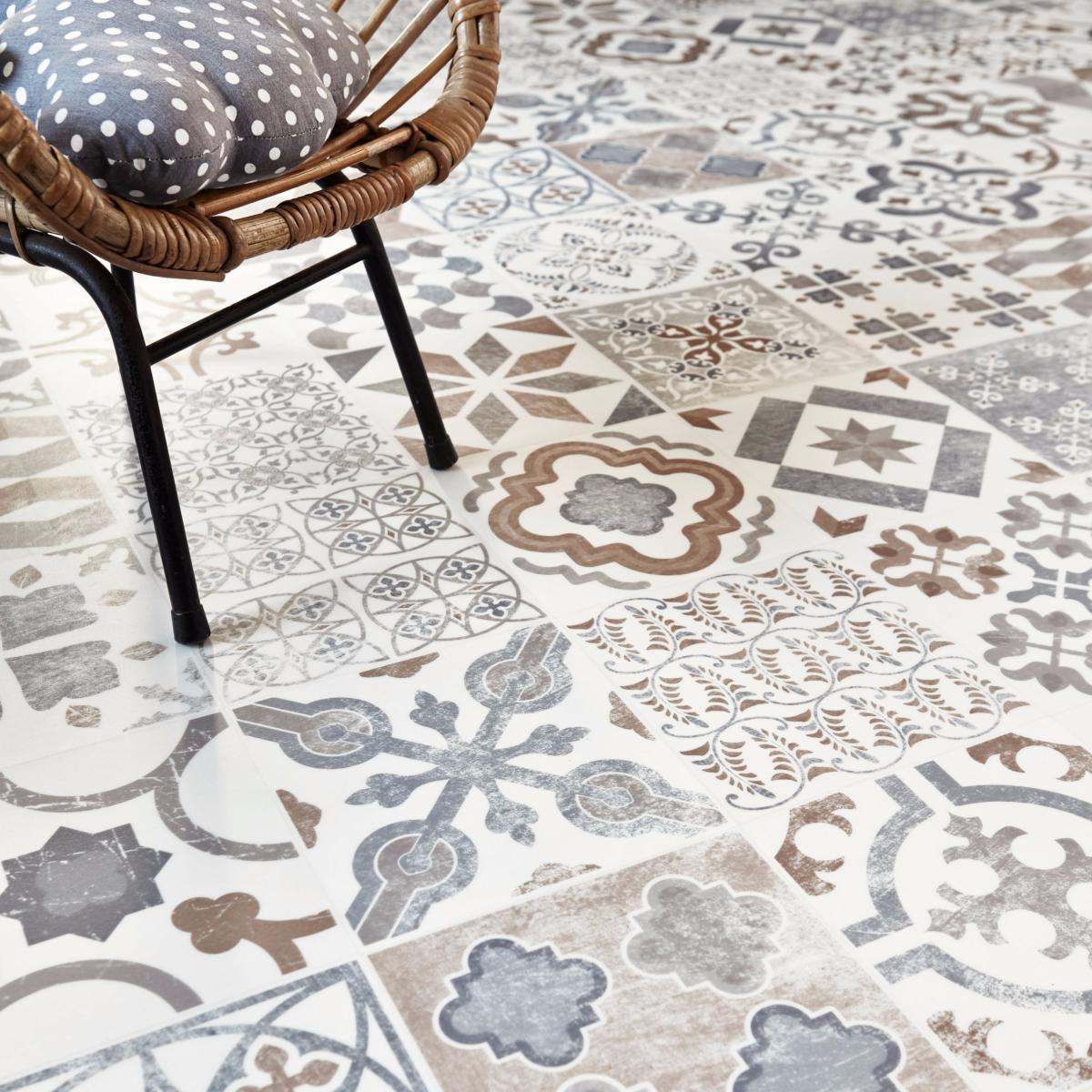 vinyl floor tiles raval 5 vinyl flooring 2 metre wide ... TZBEKVW