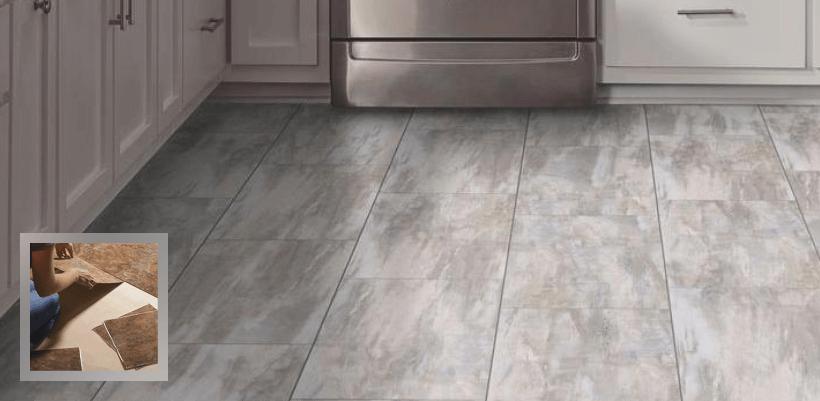Vinyl floor tiles – it is a new way of flooring