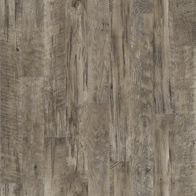 vinyl sheet flooring stainmaster softstep plus 12-ft w x cut-to-length carbon wood- PQXTBWW