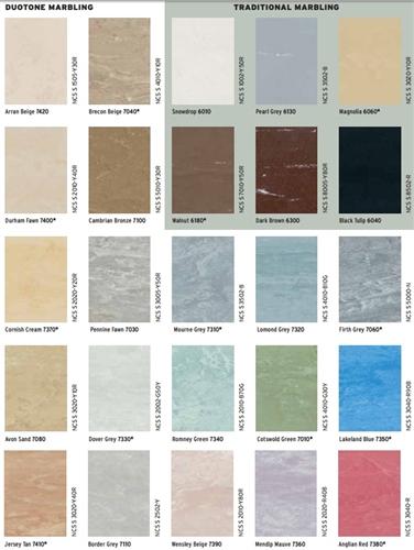 vinyl tiles alternative views: PCOZHZO