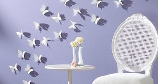 wall decoration theme garden themed bedrooms - decorating butterfly garden themed bedrooms -  garden theme OVXWJVB